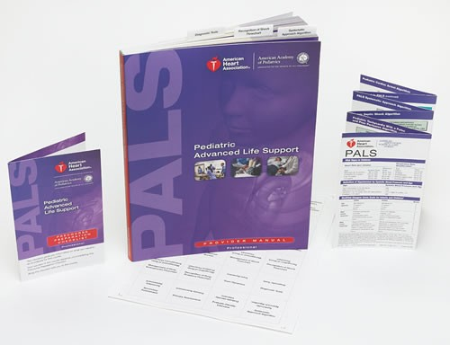 PALS Provider / Student Manual by AHA - All Care Health Services of Orlando, FL